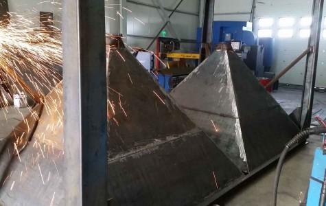 Fason Jet Pulse Filtre İmalatı, şase imalatı, fason imalat