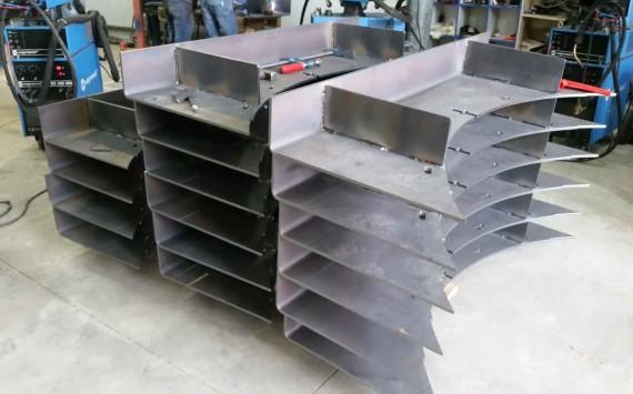 şase imalatı ve çelik konstrüksiyon