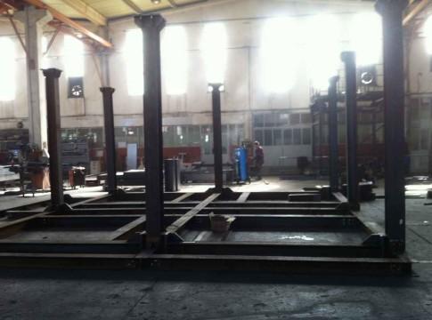 çelik konstrüksiyon, şase imalatı, fason imalat